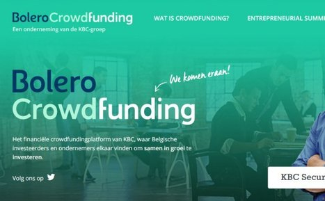 Bolero organizes a blockchain-based crowdfunding market [In French] | Crowdfunding, Peer-to-peer lending | Scoop.it