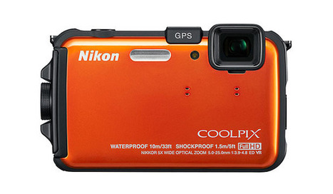 Review: Nikon AW100 - Perfect for my kids ;-) | Photography scoops by Rick Maresch | Scoop.it