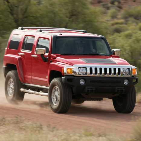 Nearly 200,000 Hummers Recalled After Fires Are Reported to G.M. | Fire Accident and Burn Injury Claims | Scoop.it