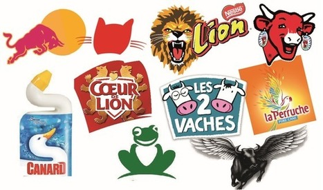Inspiration branding : d'où viennent nos marques ? | Votre branding en IRL | Scoop.it