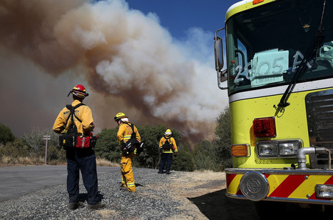 Massive Wildfire Near Yosemite Prompts Evacuations | fitness, health,news&music | Scoop.it