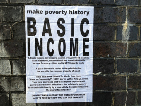 Why the World Requires a Basic Income   leapmind   Scoop.it