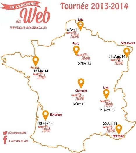 La caravane du web : place de marché, référencement et création de site ecommerce   Optimisation   Scoop.it