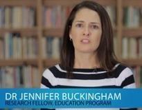 1 million Students Risk Reading Failure, says Dr Jennifer Buckingham   High Performance Learning   Scoop.it