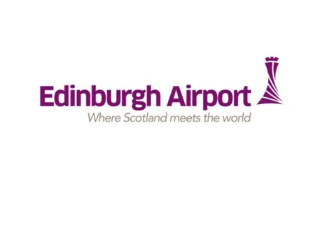 Edinburgh Airport unveils 'new branding' as . . . . Edinburgh Airport | AirportBox | Scoop.it
