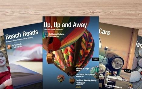 Flipboard 2.0 Arrives With Customizable Magazines, Web Bookmarklet, Commenting, And More | Cult of Mac | Web 2.0 Applications for Middle School | Scoop.it
