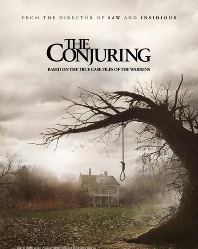 "The Conjuring: ""Don't summon the devil, don't call the priest …"" 