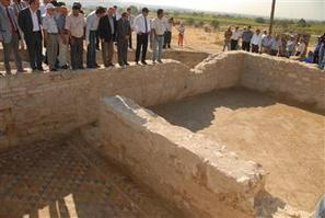 House adorned with mosaics discovered - Hurriyet Daily News | Neolithic Houses | Scoop.it