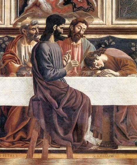 Settimana della Cultura 2012 a Firenze: gli affreschi dei cenacoli | Capire l'arte | Scoop.it