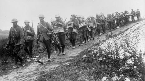 La bataille de la Somme   La Première Guerre mondiale : Le Centenaire   Scoop.it