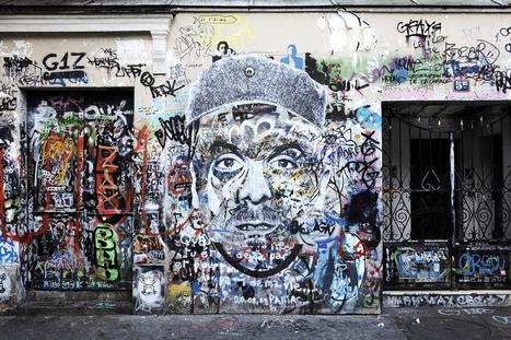 The Fauxreel Interview - unurth | street art | World of Street & Outdoor Arts | Scoop.it