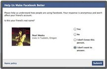Facebook stops asking you to snitch on your friends   digitalcuration   Scoop.it