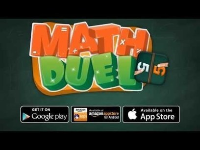 Math Duel: 2 Player Math Game - Android Apps on Google Play | technologies | Scoop.it