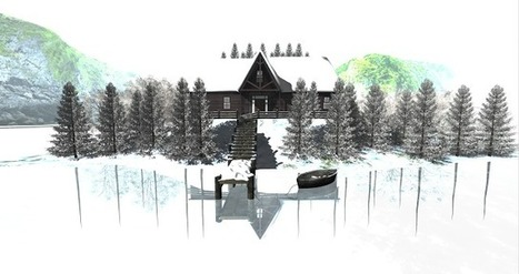 Frozen in Time | 亗 Second Life Home & Decor 亗 | Scoop.it