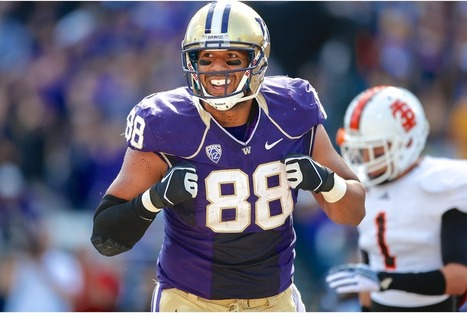 NFL Draft 2014: Why This Years Tight End Class Could Be Truly Special - Bleacher Report   NFL Fantasy Football   Scoop.it