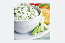 Crema para untar de aguacate y cilantro Receta - Comida Kraft   wary_10   Scoop.it