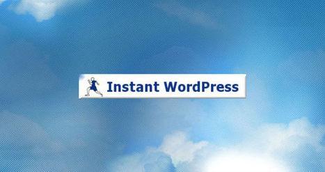 How to Install WordPress on a USB Stick Using Instant WordPress | Free & Premium WordPress Themes | Scoop.it