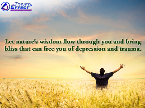 Get rid of emotional trauma; deal with depression through The Trivedi Effect® | Health and Wellness | Scoop.it