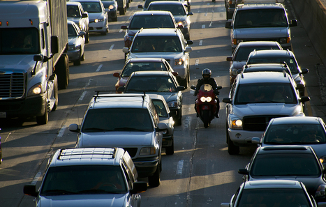Should All States Let Motorcycles Ride Between Lanes? | California Motorcycle Accident Attorney News | Scoop.it