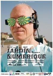 JARDIN NUMÉRIQUE - du 1er au 4 février 2012 - RENNES | Copyleft, Do it with others | Scoop.it