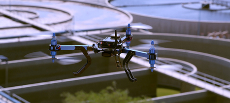 Mayfield Backs Connected, Commercial Drone Maker 3D Robotics With $6M | drones & UAV | Scoop.it