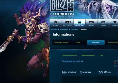Blizzard annonce la nouvelle extension de WoW : Legion | Geek or not ? | Scoop.it