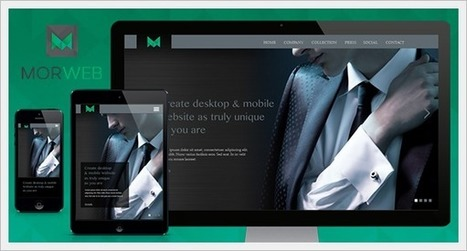 Correcting #Mobile Issues with Responsive Web Design - Interview with MorWeb - Technorati | Mobile Technology | Scoop.it