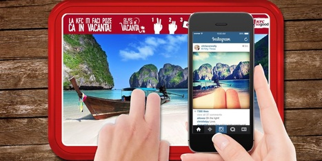 KFC wants you to troll your friends with fake vacation pictures on Instagram | Retailtainment | Scoop.it