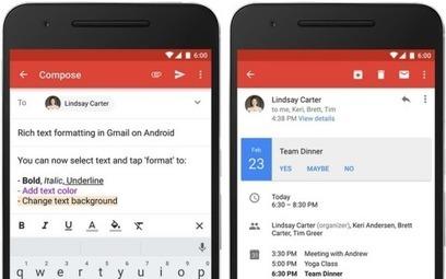 Gmail offre deux nouvelles fonctionnalités | Freewares | Scoop.it