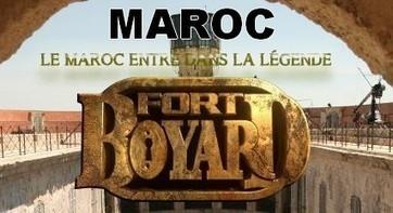 Jazeerat Al Kanz 2M | Fort Boyard Maroc sur 2M | جزيرة الكنز على القناة الثانية 1 fortboyardmaroc | frajamaroc | Scoop.it