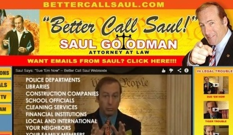 Les avocats, nouveaux rois de la publicité? | En avant la Com... | Scoop.it