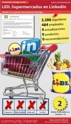LIDL no actualiza su lista de la compra en LinkedIn   Mundo CM   Scoop.it