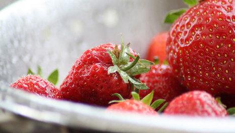 8 reasons to appreciate nutrition-packed strawberries   Rakkaudesta ruokaan. The love of food.   Scoop.it