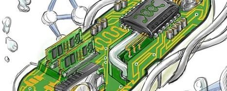 Des scientifiques ont construit 1 ordinateur biologique dans une cellule - Paris Singularity | Post-Sapiens, les êtres technologiques | Scoop.it