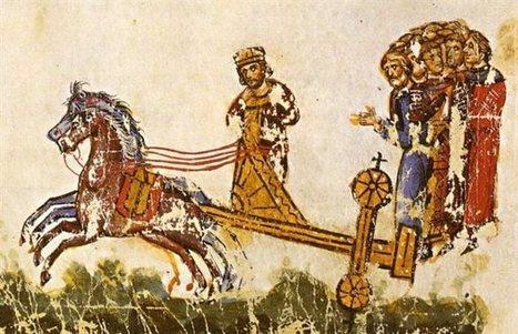 Διαδικτυακό ταξίδι στον κόσμο του Βυζαντίου | ιστορία | Scoop.it