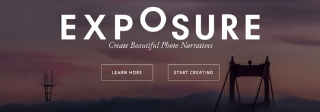 Exposure - Create Beautiful Photo Narratives | Animations, Videos, Images, Graphics and Fun | Scoop.it