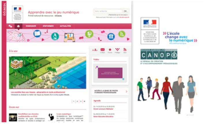Apprendre en s'amusant ou Utiliser les jeux vidéos dans un projet pédagogique     TIC et TICE mais... en français   Scoop.it