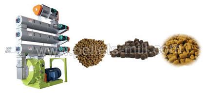 Ring Die Pellet Mill For Making Various Animal Feed Pellets | pellets-mill | Scoop.it
