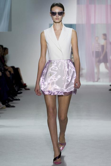 Lunettes Mode – Les lunettes de soleil du défilé Christian Dior | Lunettes Mode | Scoop.it