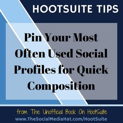 HootSuite Resources | The Content Marketing Hat | Scoop.it