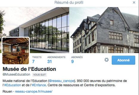 @MuseeEducation : compte Twitter ouvert !   Actualités du Musée national de l'Education (Munaé)   Scoop.it