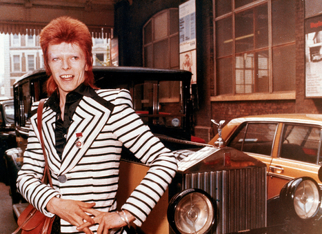NME Blogs | 20 Photos To Make You Love David Bowie Even More | B-B-B-Bowie | Scoop.it