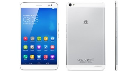 Huawei MediaPad X1 takes on Nexus 7 and Kindle Fire HD | Mobile Technology | Scoop.it