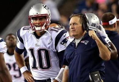 Patriots' even-keel approach has psychological merit - The Boston Globe | Sports and Performance Psychology | Scoop.it