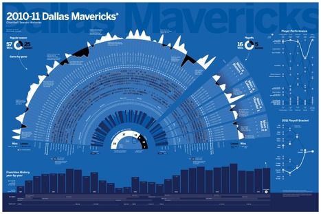 2011 Dallas Mavericks | Infographics | Scoop.it