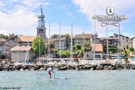 Ouverture des inscriptions pour l'Alpine Lakes Tour Sciez et Genève | Stand up paddle | Scoop.it