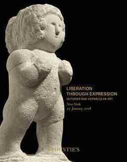 Liberation through Expression: Outsider and Vernacular Art | Auction at Christie's | Outsider & Raw Art | Scoop.it
