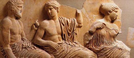 El Museo Británico expondrá arte de Grecia en España | Mundo Clásico | Scoop.it