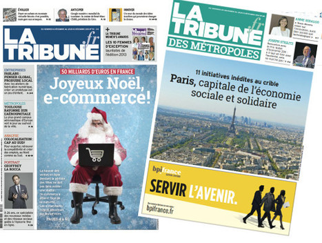 La Tribune va lancer 10 sites d'informations locales | DocPresseESJ | Scoop.it