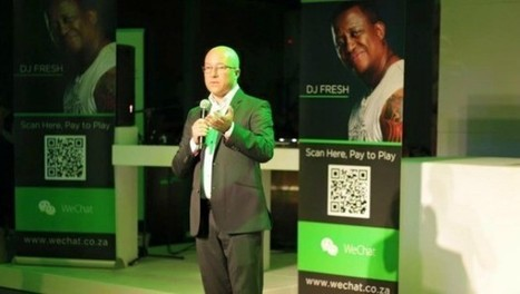 WeChat-ification Of Africa: Can China Compete With WhatsApp?   WeChat   Scoop.it